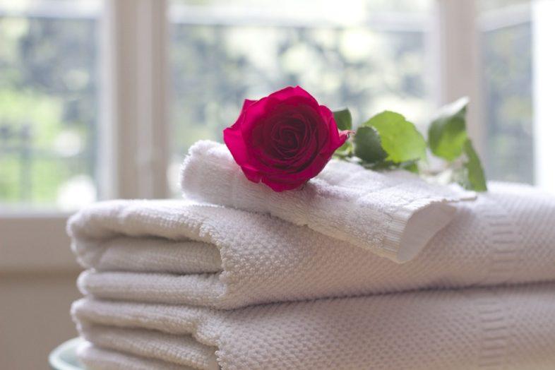 Handdoeken hotellerie