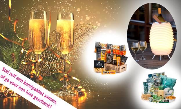 Strandlaken kerstpakket