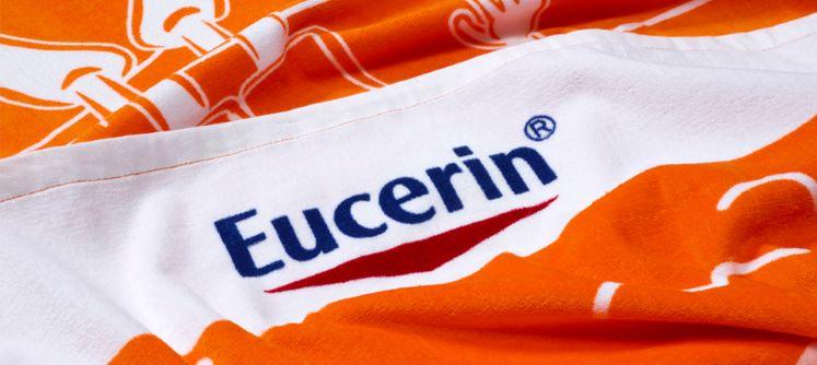 Handdoek Eucerin