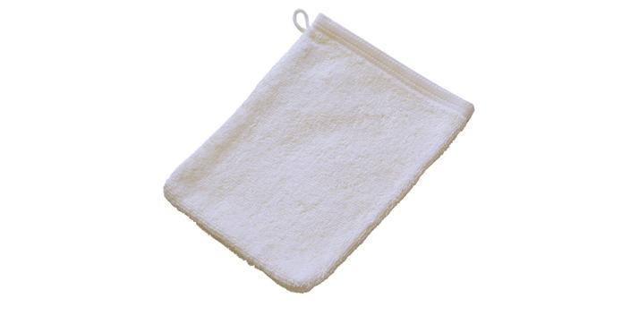 Witte washandjes